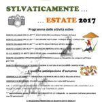 Sylvaticamente...estate 2017