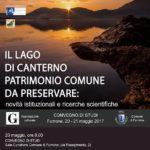 Il Lago di Canterno patrimonio comune da preservare