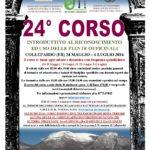 24° Corso introduttivo al riconoscimento e uso delle piante officinali