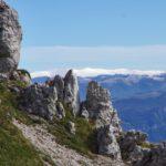 Le rupi e i ghiaioni montani
