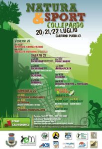 Natura e Sport Collepardo 2018