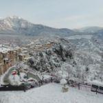 Neve a Collepardo